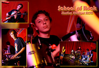 School of Rock 2011 - Ruta Maya - Patrick composite